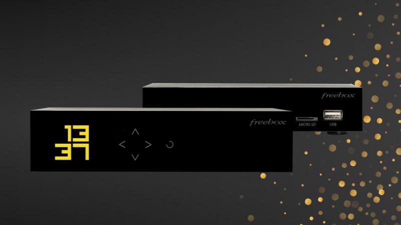 Surprise, Free relance sa Freebox mini 4K