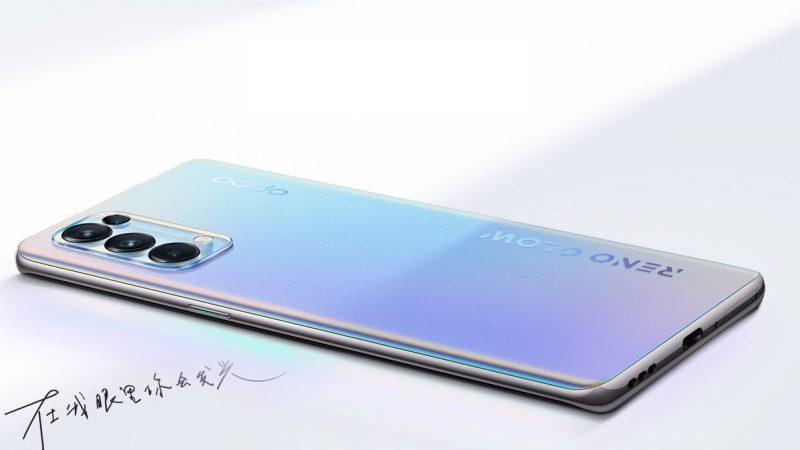 Smartphones : Oppo dévoile ses nouveaux Reno5, Apple tire encore sur la corde