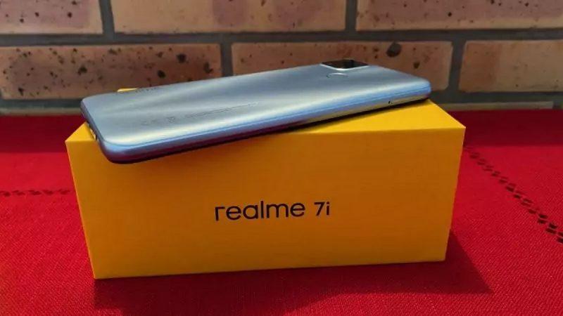 Découvrez si vous avez gagné le Realme 7i, un smartphone très endurant, offert par Univers Freebox