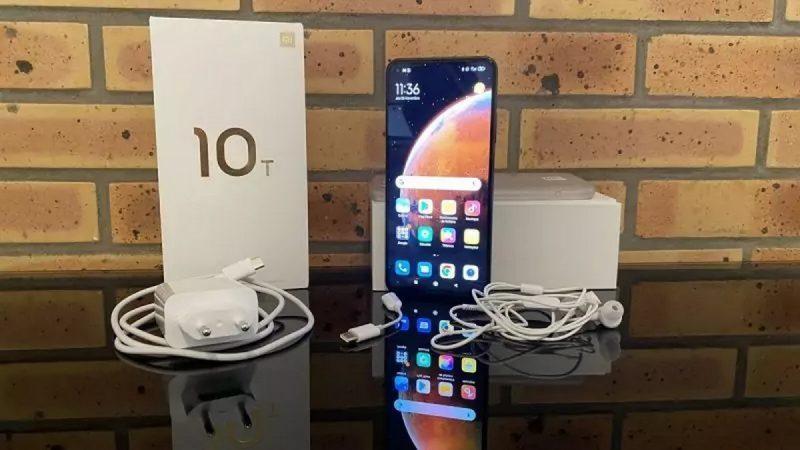 Découvrez si vous avez gagné le Xiaomi Mi 10T, un smartphone 5G haut de gamme, offert par Univers Freebox