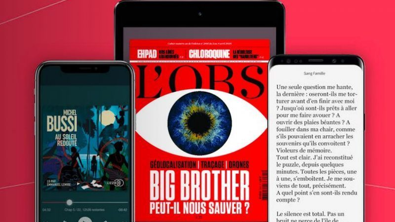 Youboox Premium pour les abonnés Free, le service de lecture en streaming lance de nouvelles fonctionnalités