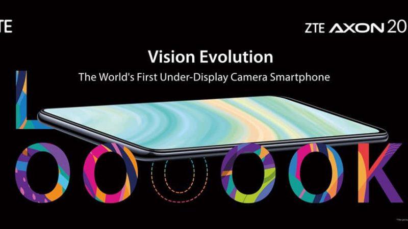ZTE Axon 20 5G : la caméra frontale invisible sous l'écran, une bonne idée sur le papier, mais qui n'impressionne pas en pratique