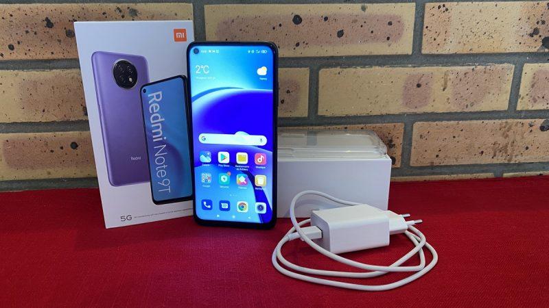 Test du Redmi Note 9T : le smartphone avec lequel Xiaomi démocratise la 5G