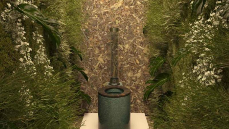 Clin d'oeil : Xavier Niel investit dans des WC branchés