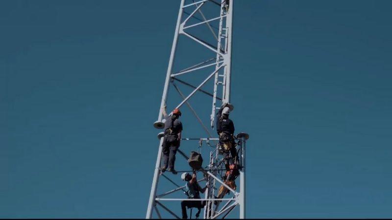 Une antenne-relais Free sème la zizanie entre deux maires