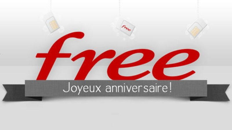 Joyeux anniversaire Free Mobile : il y a 9 ans, la révolution mobile était lancée