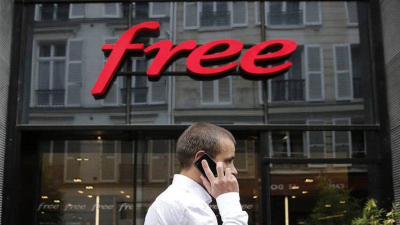 """Free perd sa bataille contre SFR concernant 300 000 téléphones """"volés"""""""