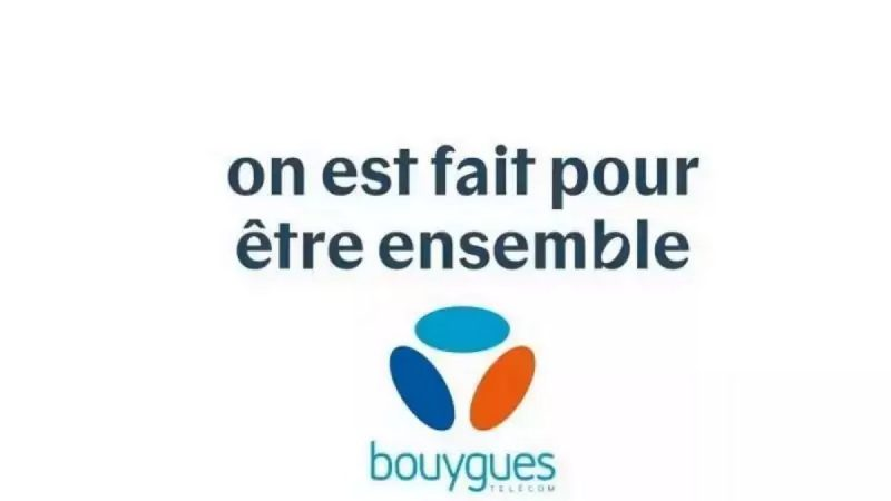 Bouygues Telecom dépasse désormais Free Mobile en nombre d'abonnés