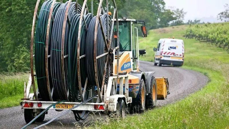 L'Etat débloque 420 millions d'euros pour la fibre dans les RIP