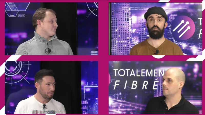 Totalement fibrés : Free met le turbo sur la fibre et affiche ses bons résultats, Free le plus grand réseau 5G de France, vraiment ? etc.
