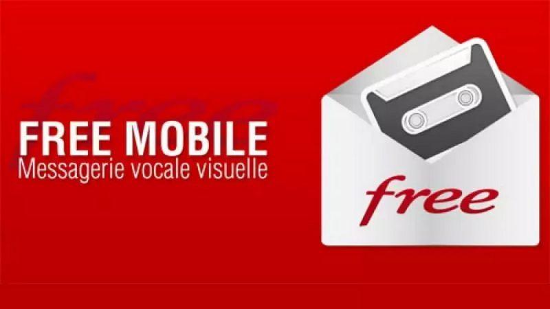 Free Mobile : l'application Messagerie Vocale sur Android profite d'une mise à jour