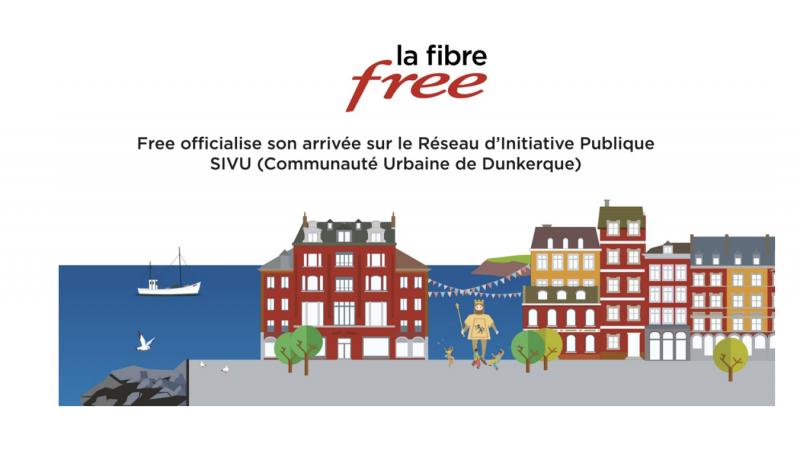 Free officialise le lancement de ses offres fibre sur un nouveau RIP de Covage