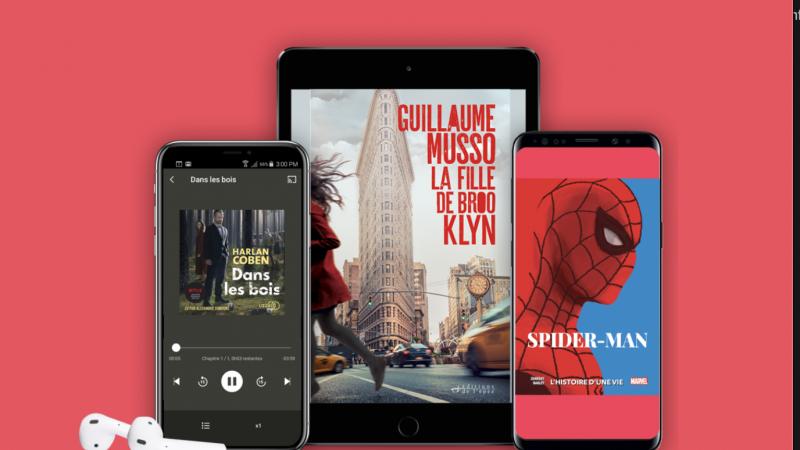 Youboox : des évolutions sur Android pour le service de lecture en ligne offert 30 jours aux abonnés Free