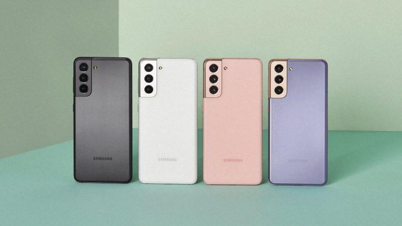Le nouveau Galaxy S21 voit la vie en rose chez Free Mobile