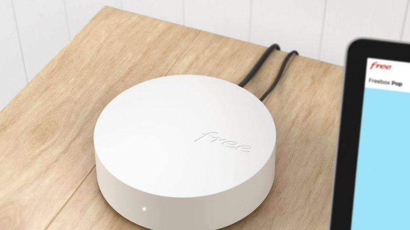 Free lanza una nueva actualización de su repetidor WiFi para suscriptores de Freebox Pop y Delta
