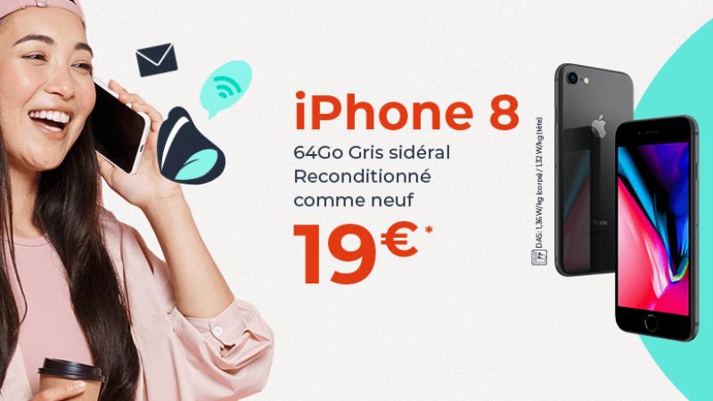 Cdiscount Mobile lance une nouvelle offre avec un iPhone à prix cassé et un forfait à 100 Go