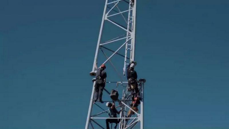 """Free Mobile : une antenne validée par la commune, mais finalement """"illégale"""""""