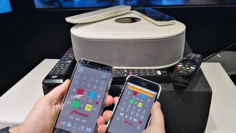FreeTelec : la télécommande virtuelle pour Freebox se met à jour avec une nouveauté
