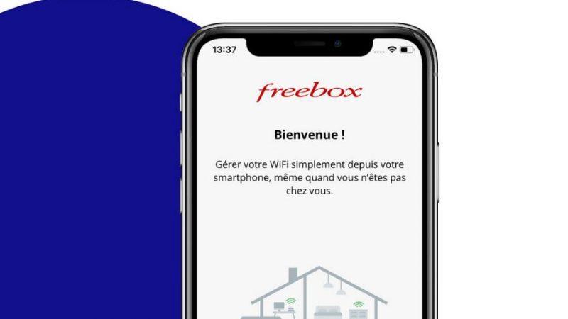 Free lance une mise à jour de Freebox Connect, en version bêta sur iPhone