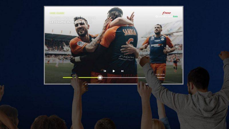 Ligue 1 : la LFP rejette les requêtes de Free