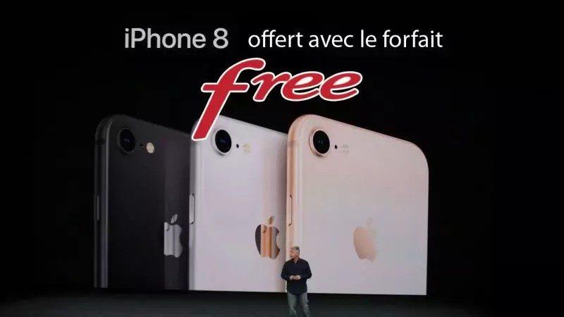 Un iPhone gratuit ? Oui encore pour quelques heures chez Free Mobile