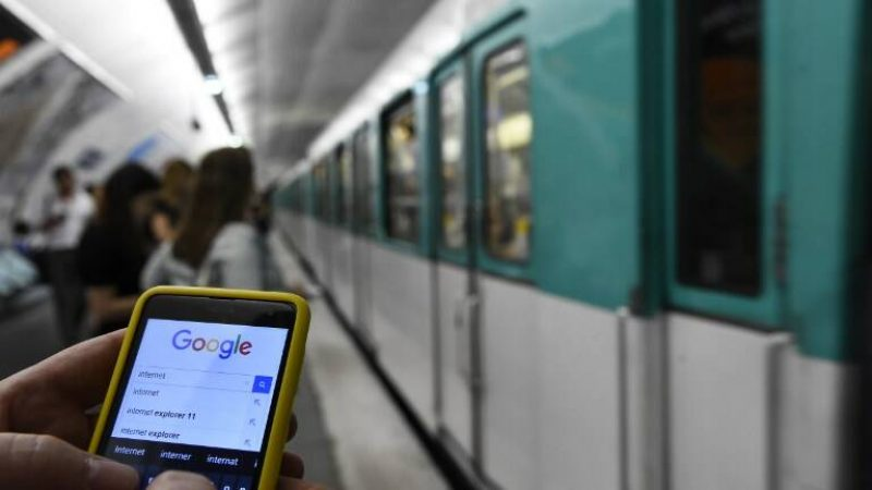 La dématérialisation des tickets de métro à Paris progresse
