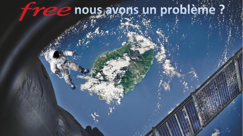 [MàJ] Une panne impacte certains abonnés Free Réunion / TELCO OI