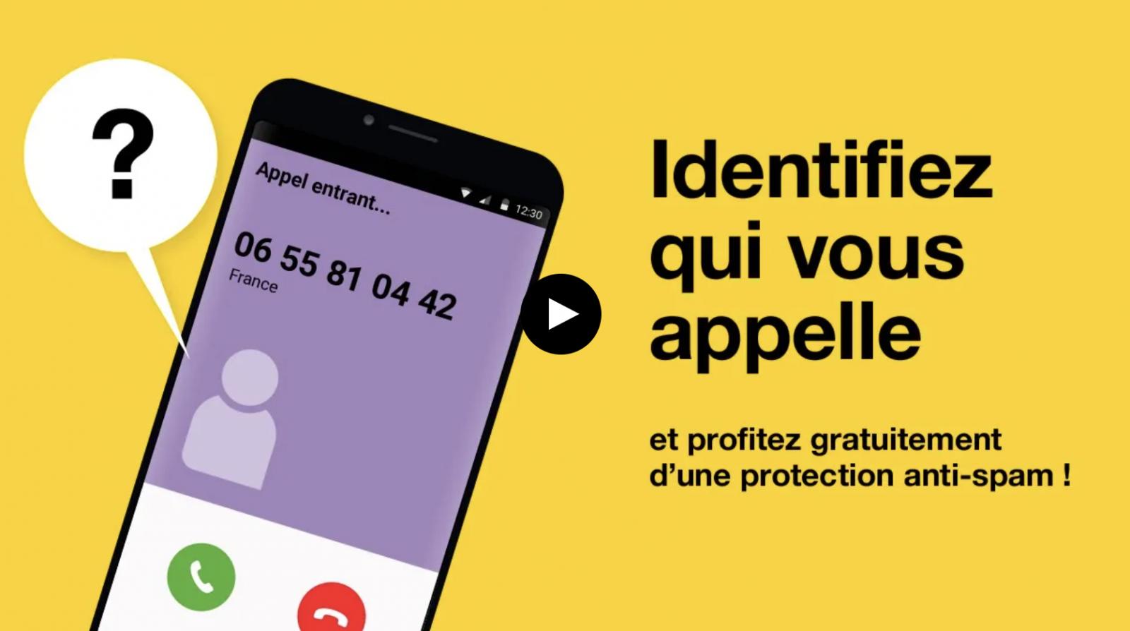 Clin d'oeil : Orange permet aux abonnés Free Mobile, SFR et Bouygues Telecom de se protéger - Univers Freebox