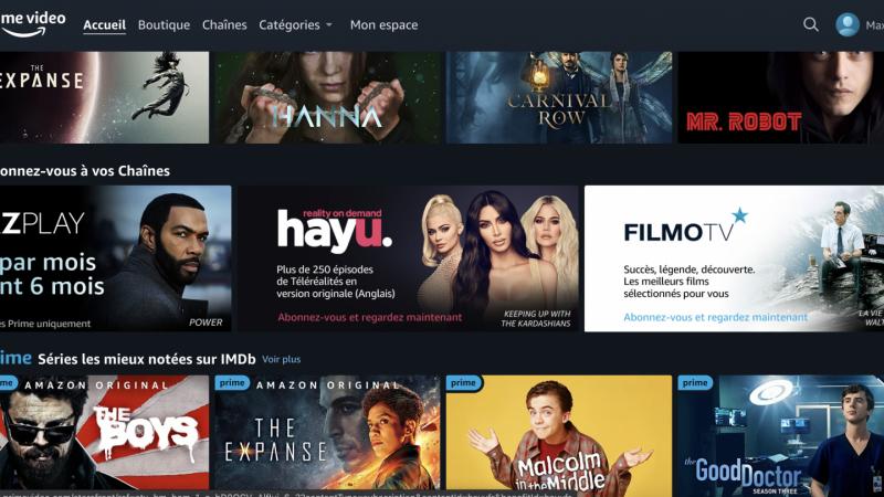 Freebox : un nouveau service de SVOD débarque sur Prime Video avec 7 jours offerts