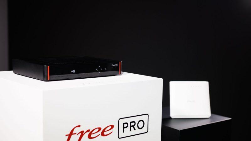 Découvrez la création de la Freebox Pro en vidéo