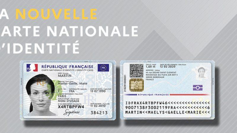 Puces infalsifiables, QR code… voici la nouvelle carte d'identité numérique