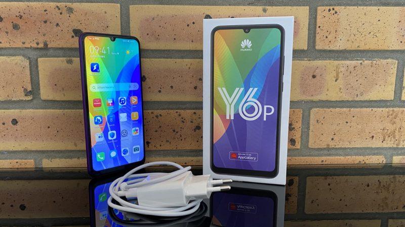 Test du Huawei Y6p : quelle expérience avec ce smartphone à petit prix sans les services de Google ?