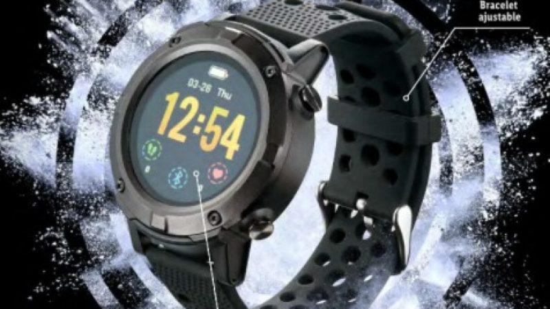 Lidl : lancement imminent d'une nouvelle montre connectée abordable