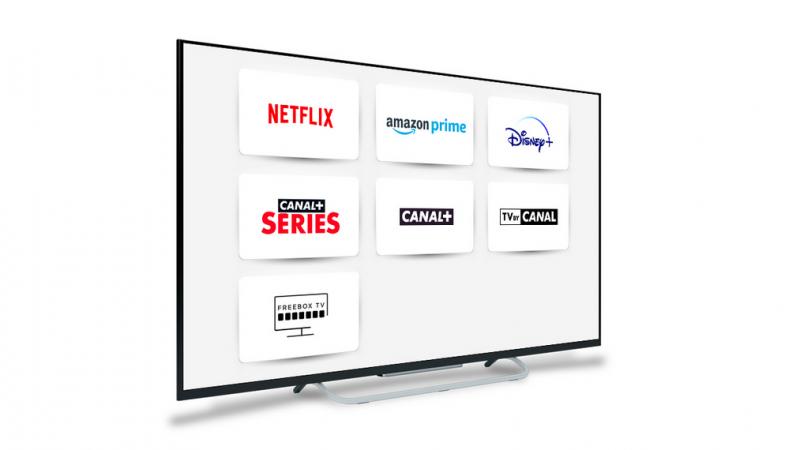 Plus de la moitié des abonnés Freebox regardent Netflix et consorts