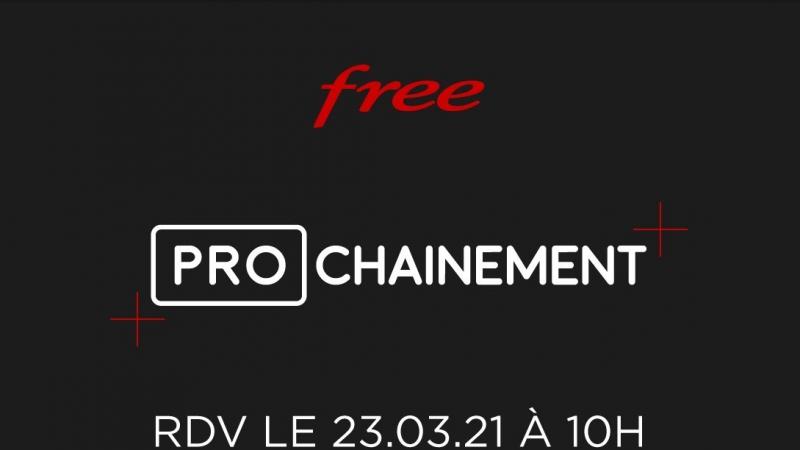Comment suivre en direct la présentation des nouvelles offres pro de Free