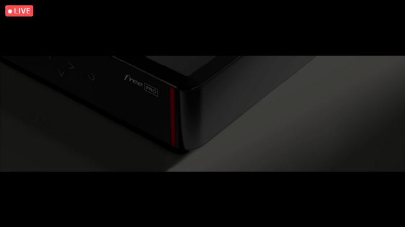 Découvrez le design de la nouvelle Freebox Pro