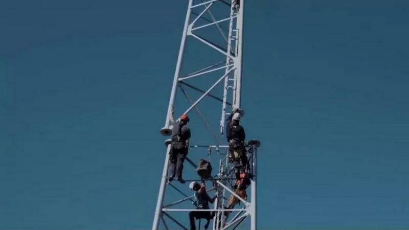 Free Mobile : installation sous haute tension pour une antenne-relais
