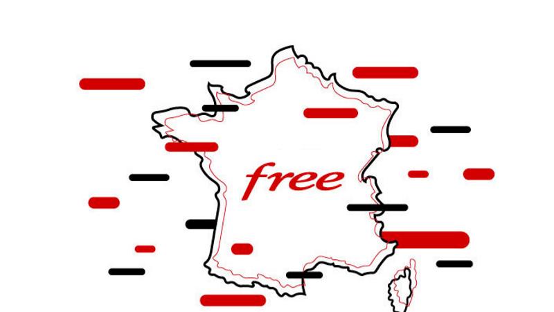 Fibre, 5G : Free lance des comptes Twitter régionaux pour communiquer au plus près des abonnés