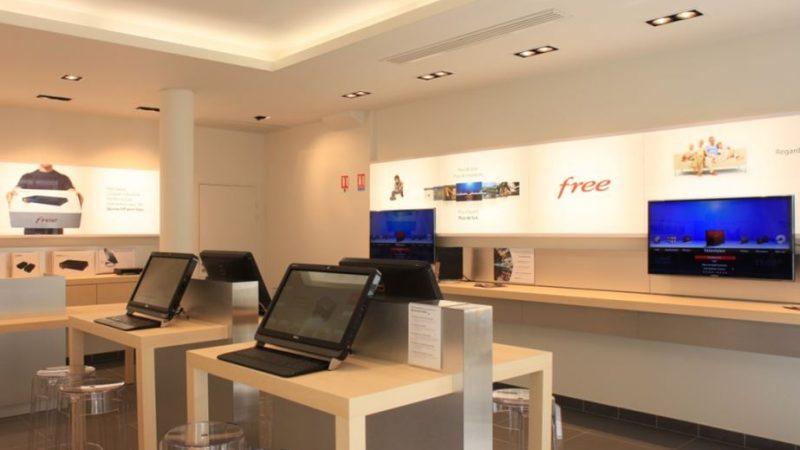 Inarrêtable, Free ouvrira bientôt une nouvelle boutique à…