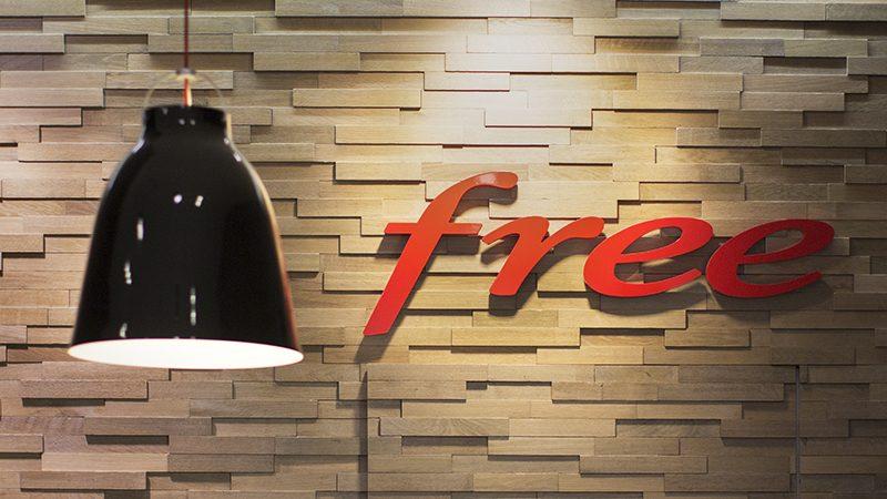 Free réorganise sa page Freebox