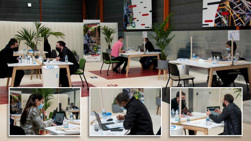 Free s'engage pour l'emploi et la formation, avec un premier Meet'Up en Île-de-France