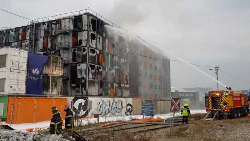 Un data center d'OVH pris dans les flammes et partiellement détruit