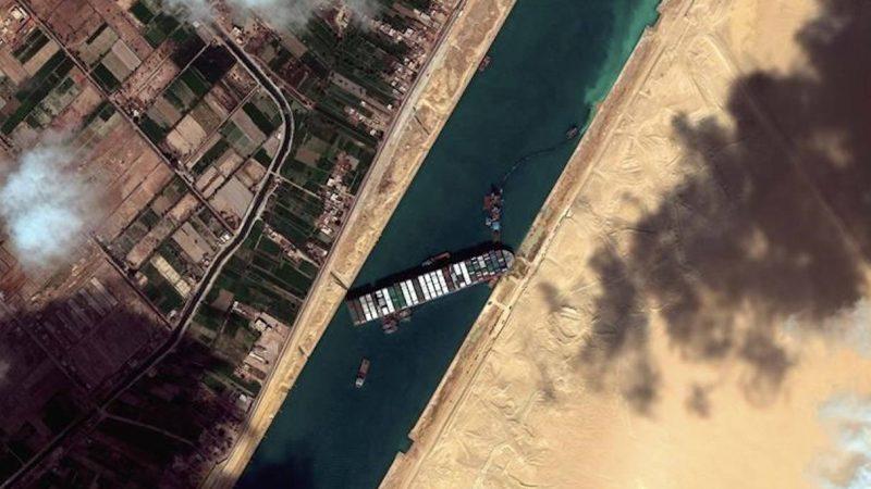 """Clin d'oeil : Free annonce avoir eu """"des sueurs froides"""" avec le canal de Suez"""