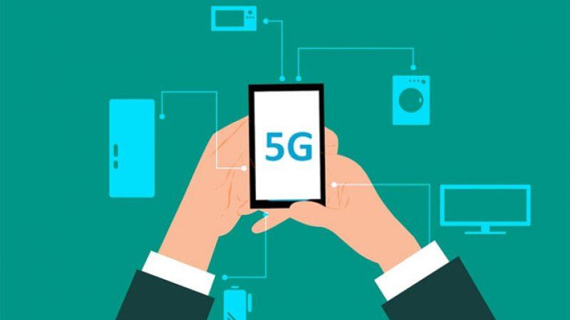 Carte et déploiement 5G : Free reste en tête et il accélère beaucoup plus vite qu'Orange, Bouygues et SFR