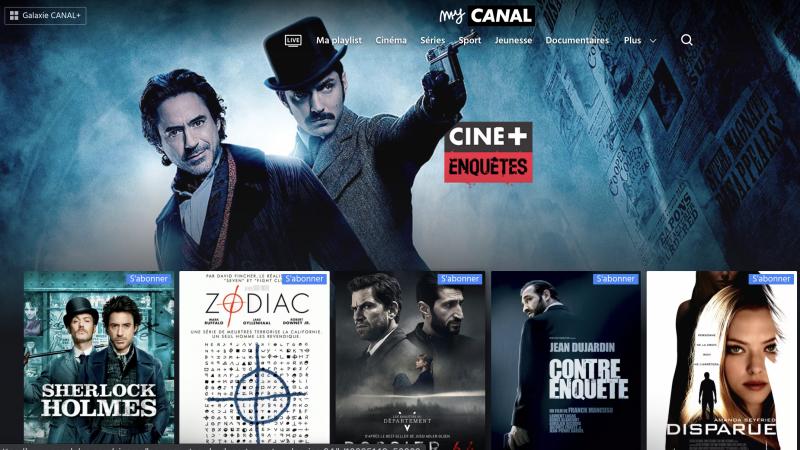 C'est parti pour une nouvelle chaîne éphémère 100% numérique de Canal+