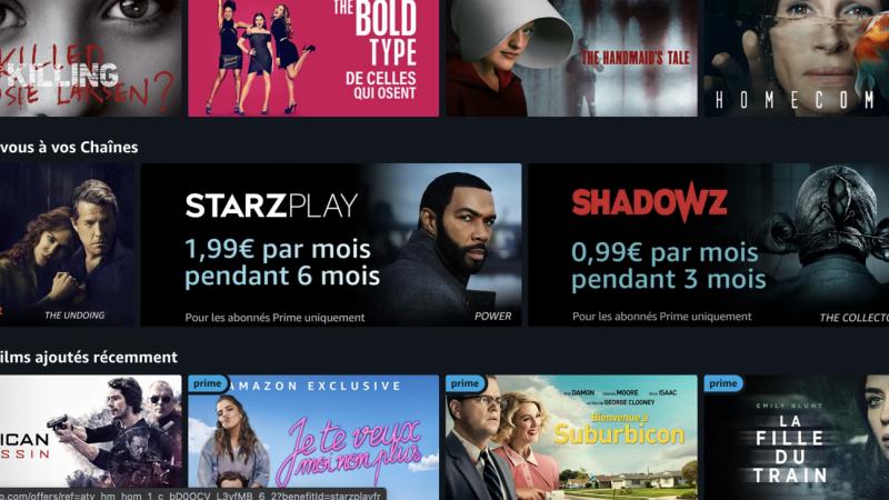 Freebox : avalanche de grosses promos sur Prime Video