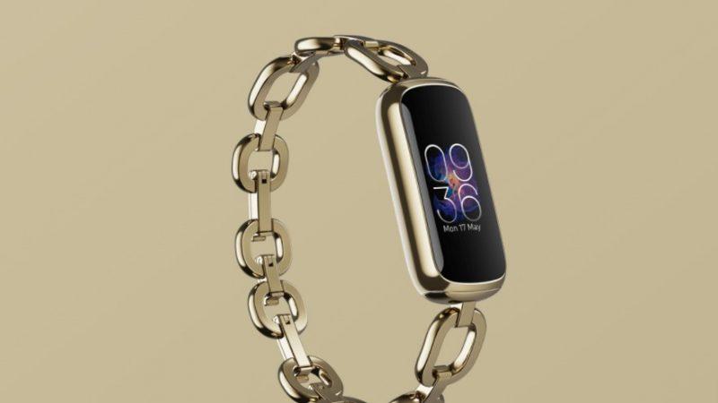 Fitbit officialise son nouveau bracelet connecté aux airs de bijou