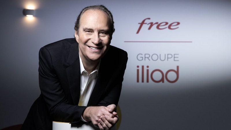 Iliad-Free lance une offre réservée aux salariés du groupe