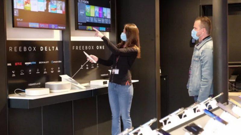 Free Mobile : un nouveau smartphone 5G débarque bientôt dans la boutique