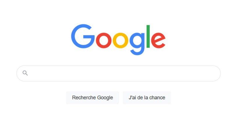 Insolite : un homme s'empare d'un nom de domaine de Google pour quelques euros